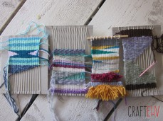 Small weavings